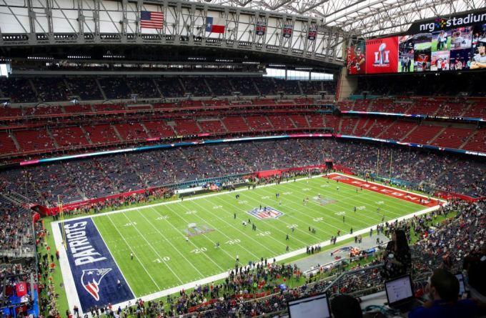Le plus grand stade de la NFL – NRG Stadium