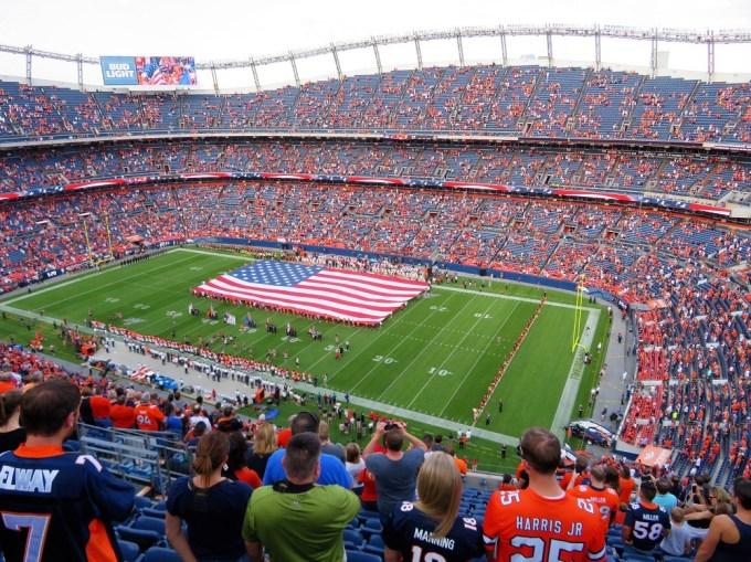 Le plus grand stade de la NFL – Empower Field