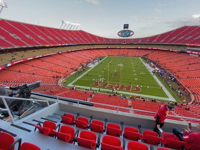 Le plus grand stade de la NFL – Arrowhead Stadium