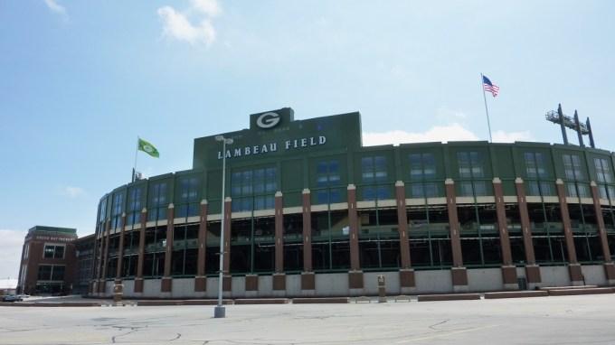 Le plus grand stade de la NFL – Lambeau Field