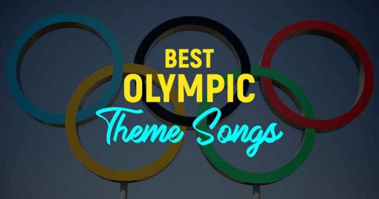 Top 10 des meilleures chansons à thème olympique de tous les temps