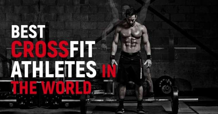 Top 10 des meilleurs athlètes de CrossFit au monde
