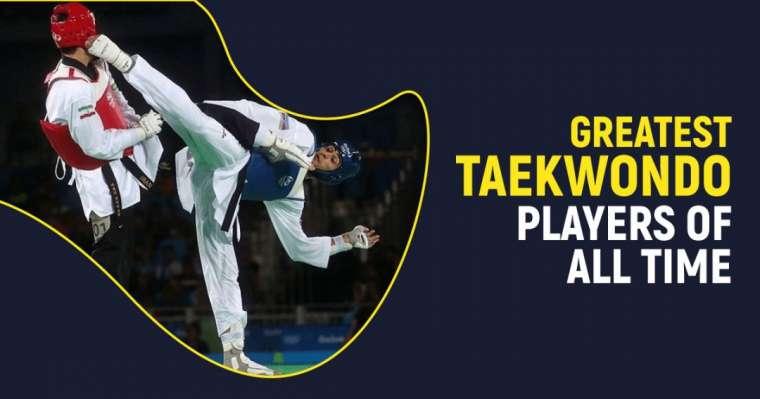Top 10 des meilleurs joueurs de taekwondo de tous les temps